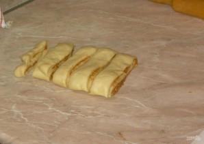 Ореховые булочки на молоке - фото шаг 12