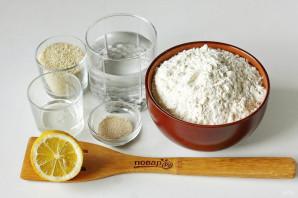 Хлеб без соли - фото шаг 1