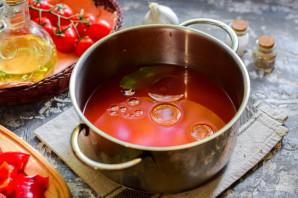 Перец с томатным соусом - фото шаг 3