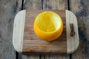 Цинамоновые роллы в апельсиновой корке - фото шаг 2