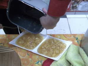 Варенье из яблок в хлебопечке - фото шаг 7