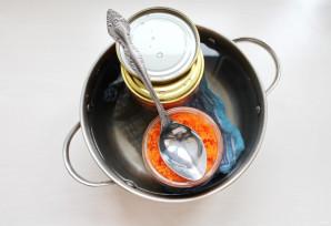Тертая морковь на зиму - фото шаг 4