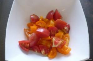 Салат из помидоров с арахисом - фото шаг 4