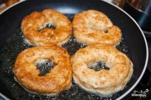 Воздушные пончики - фото шаг 8