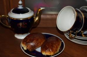Дрожжевое тесто для пирожков в духовке - фото шаг 4