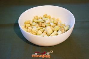 Рагу из баклажанов вкусное - фото шаг 1