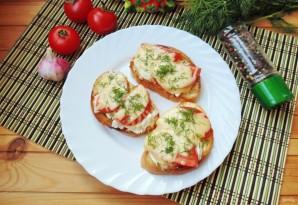 Горячие бутерброды с куриной грудкой - фото шаг 8