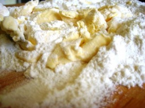 Торт фруктовый со смородиной - фото шаг 1