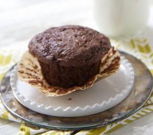 Шоколадные кексы с грушами - фото шаг 6