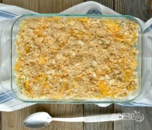 Курица, запечённая с рисом и овощами - фото шаг 3