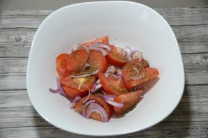 Ялтинский салат - фото шаг 4