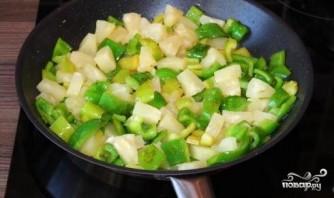Куриное филе в кисло-сладком соусе - фото шаг 5