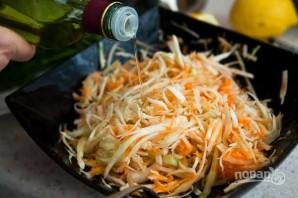 Салат капустный - фото шаг 5