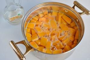 Тыква, как ананас на зиму - фото шаг 4
