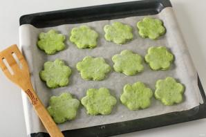 Печенье с киви - фото шаг 7