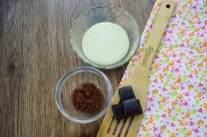 Вкусные шоколадные блины - фото шаг 5