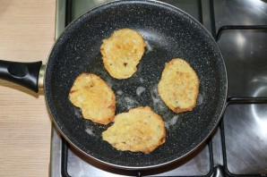Оладьи из чечевицы с булгуром - фото шаг 9