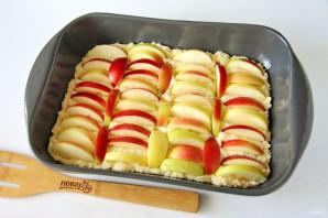 Яблочно-кокосовый пирог - фото шаг 8