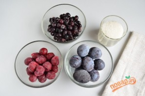 Компот из фруктов и ягод: 3 рецепта - фото шаг 8