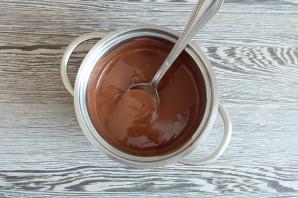 Печенье с молочным шоколадом - фото шаг 2