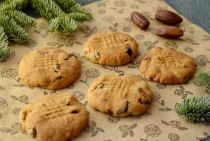 Постное печенье с финиками - фото шаг 7