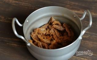 Говядина, тушеная в томатной пасте - фото шаг 6