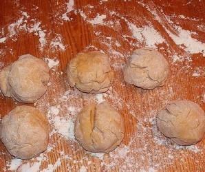 Пахлава с орехами - фото шаг 1