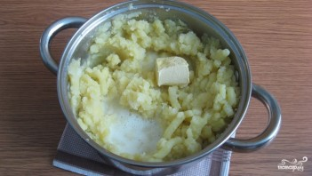Детское картофельное пюре - фото шаг 2