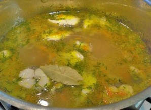 Рыбный суп со скумбрией - фото шаг 6