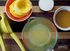 Лимонный пирог с глазурью  - фото шаг 9