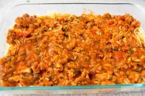 Запеченные спагетти - фото шаг 8