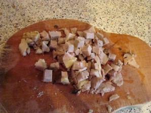 Салат мясной классический - фото шаг 5