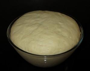 Пирожки с рисом и яйцом - фото шаг 1