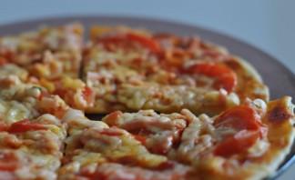 Пицца без дрожжей - фото шаг 5