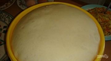 Тесто для пирогов с капустой  - фото шаг 2