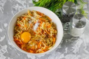 Картофельные драники с морковью - фото шаг 2