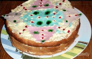 Быстрый и вкусный тортик - фото шаг 6