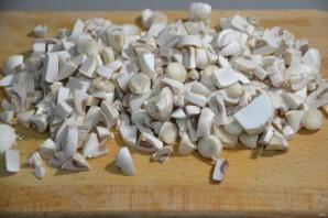 Перепечи с грибами - фото шаг 10