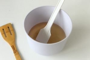 Постные блины на яблочном соке - фото шаг 2