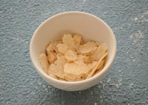 Салат с карамелизированной грушей - фото шаг 6