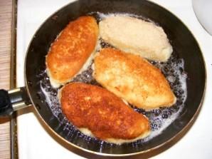 Зразы с мясом и грибами - фото шаг 10