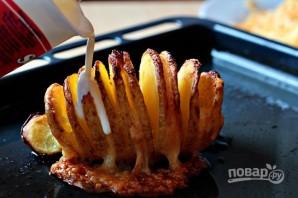 Крошка-картошка с сыром - фото шаг 4