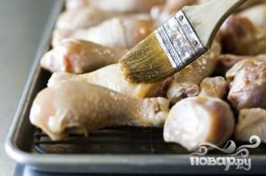 Пикантные куриные ножки - фото шаг 8