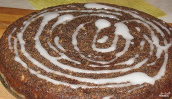 Яблочный пирог без муки - фото шаг 3