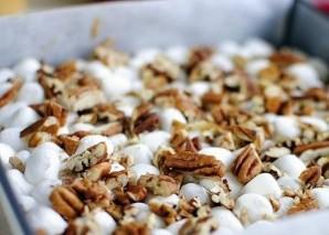 Шоколадные пирожные с орехами пекан - фото шаг 6