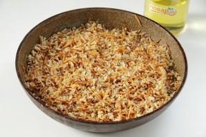 Жареная вермишель с рисом - фото шаг 6