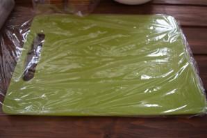 Домик из печенья - фото шаг 1