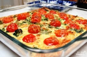 Цветной пирог с овощами - фото шаг 13