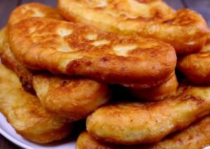 Тесто на пирожки жареные - фото шаг 7
