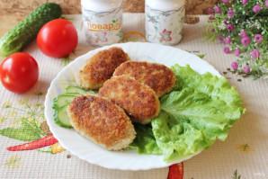 Мясные котлеты с овощами - фото шаг 11